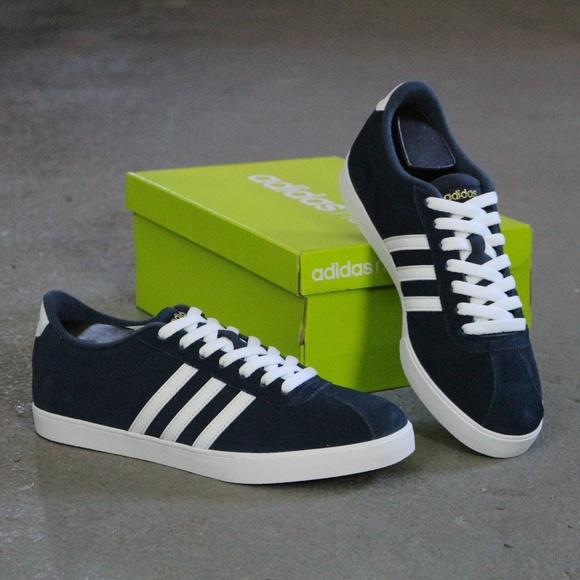 le adidas courtset aw4212 poshmark scarpe femminili